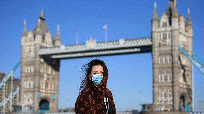 Общество: В Великобритании впервые с октября выявили менее 9 тыс. случаев заражения COVID-19 за сутки