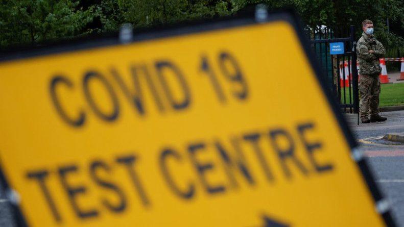 Общество: В Британии за сутки выявили около 10 тысяч новых заболевших COVID-19