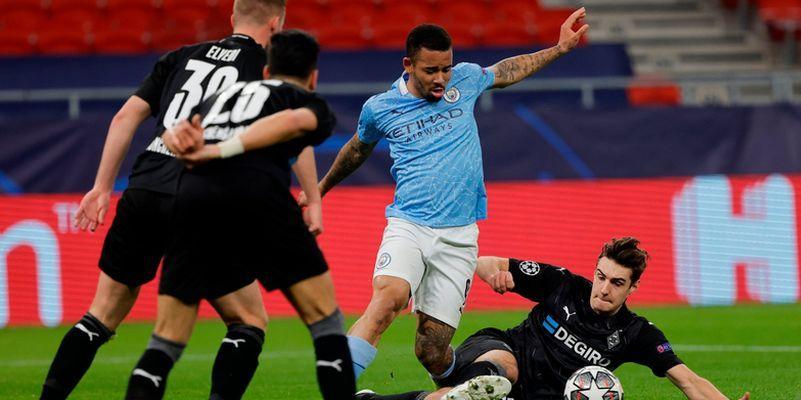 Общество: Боруссия М Манчестер Сити 0:2 видео голов и обзор матча Лиги чемпионов 24.02.2021 - ТЕЛЕГРАФ