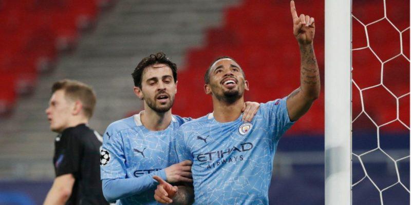 Общество: Манчестер Сити без Зинченко сделал шаг навстречу четвертьфиналу Лиги чемпионов