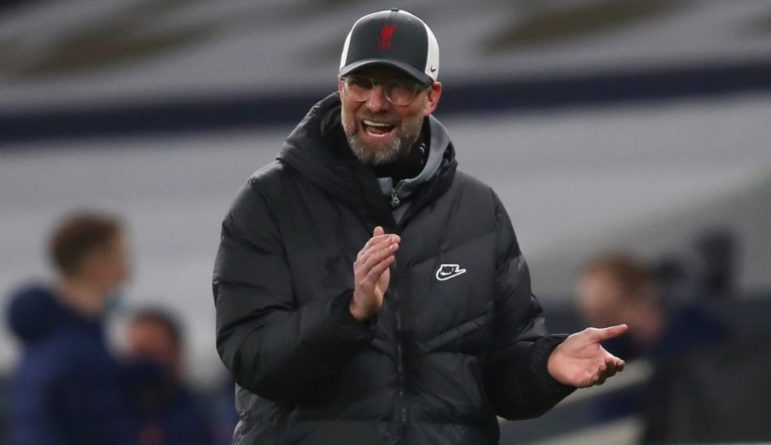 Общество: Тренер Клопп готов покинуть Ливерпуль ради сборной Германии
