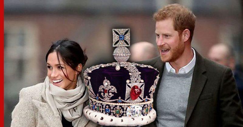 Общество: Меган Маркл может стать королевой Великобритании