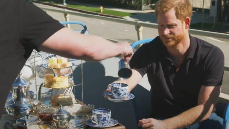 Общество: Жили в тяжелых условиях: принц Гарри впервые объяснил, почему переехал из Великобритании в США