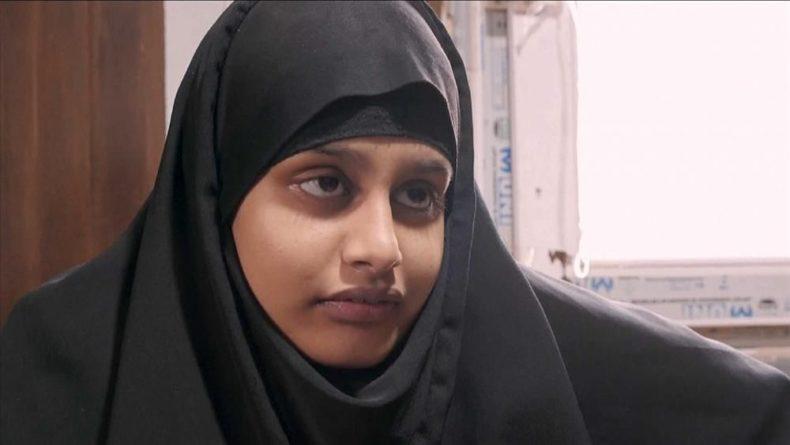 Общество: Суд запретил жене исламиста возвращаться в Великобританию