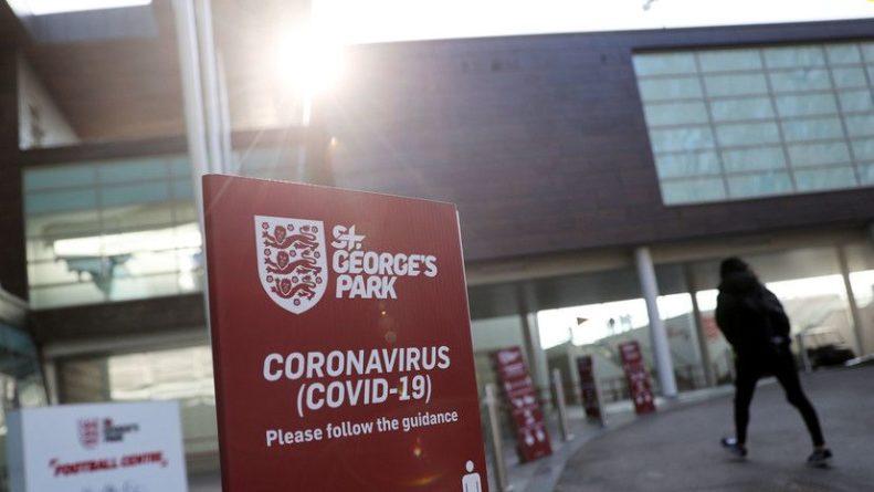 Общество: В Британии за сутки выявили более 6 тысяч новых заболевших COVID-19