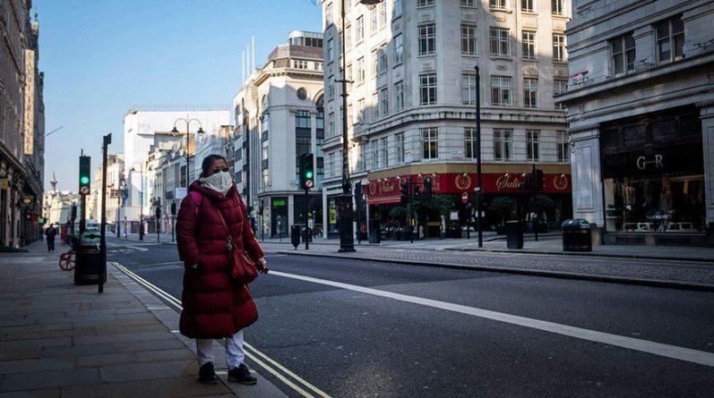 Общество: В Великобритании выявили наименьшее число случаев заражения коронавирусом за сутки