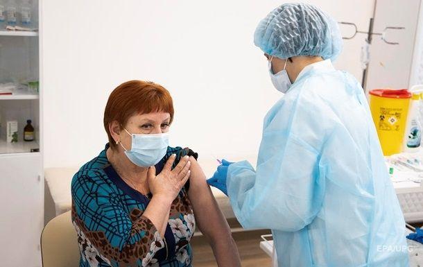 Общество: Британия вакцинировала от COVID-19 треть населения