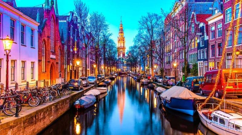 В мире: Живите Голландской мечтой, развивайте свой британский бизнес в Нидерландах