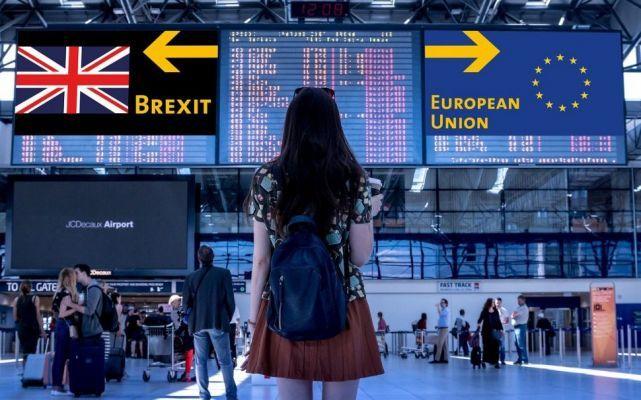 Общество: Статистика по гражданам ЕС, подавшим на ПМЖ после Brexit