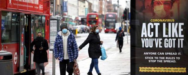 Общество: В Великобритании выявлен бразильский штамм коронавируса