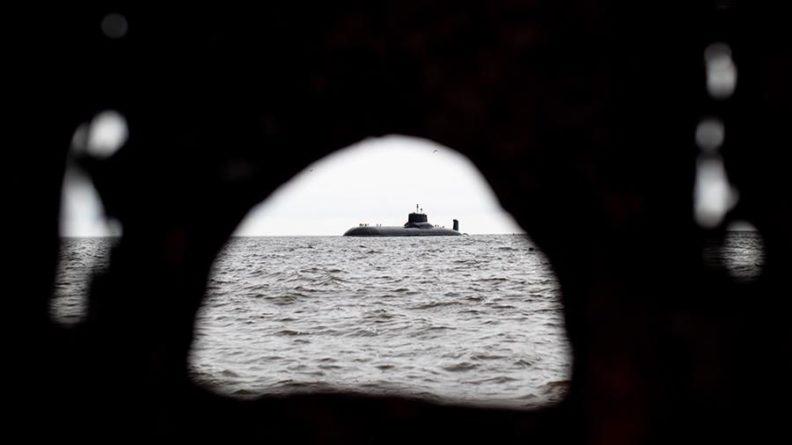 Общество: В Великобритании оценили слежку за подлодкой РФ в Ла-Манше