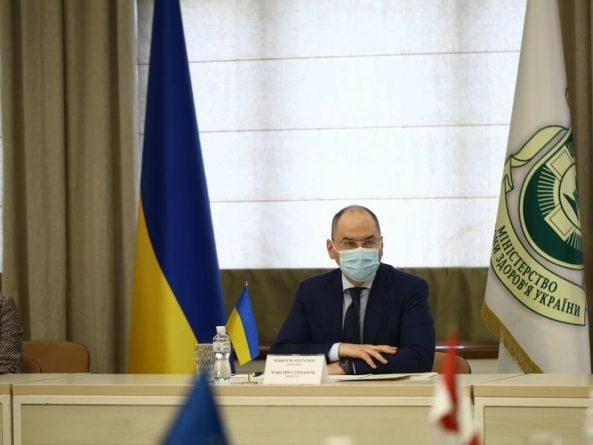 Общество: Украина отправит в Лондон 350 образцов для выявления новых штаммов COVID-19 –Степанов
