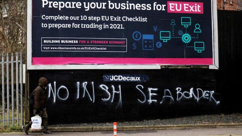 Общество: Евросоюз обвиняет Британию в нарушении правовых норм