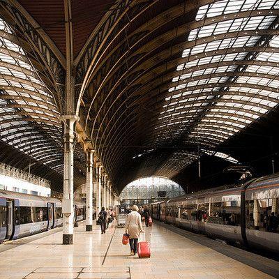 Общество: В Лондоне скоростной поезд задержали из-за кошки