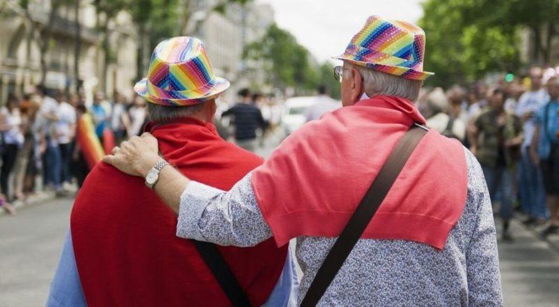 Общество: В Лондоне появится ЛГБТ-дом для престарелых