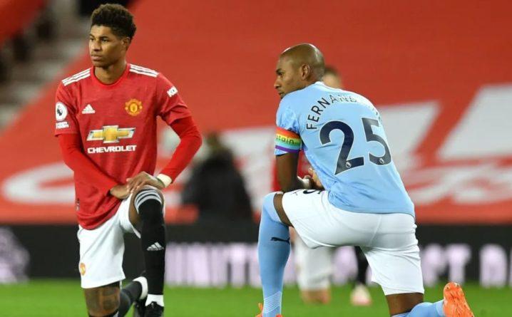 Общество: Манчестер Сити - Манчестер Юнайтед: онлайн трансляция матча