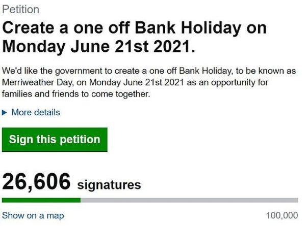 Общество: Британцы просят объявить национальный праздник по случаю завершения локдауна