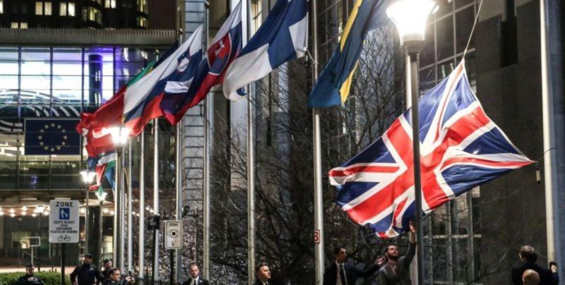 Общество: Каждая вторая компания Британии столкнется с долгосрочными потрясениями из-за Brexit