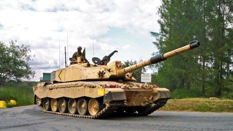 Общество: Полковник в отставке рассказал о плачевном состоянии бронетанковых сил Британии