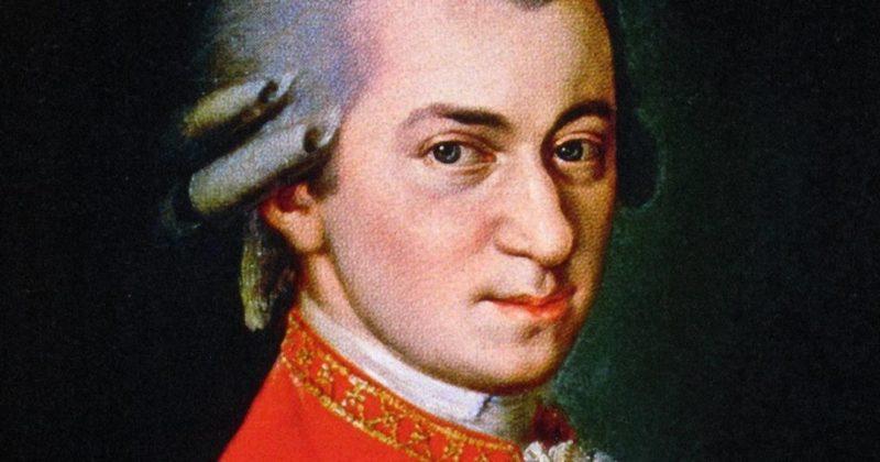 Общество: В Великобритании профессор дописал незаконченные произведения Моцарта