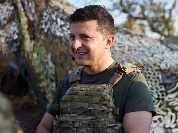 Общество: Зеленский и Джонсон обсудили «дестабилизирующие» перемещения российских войск у границы Украины