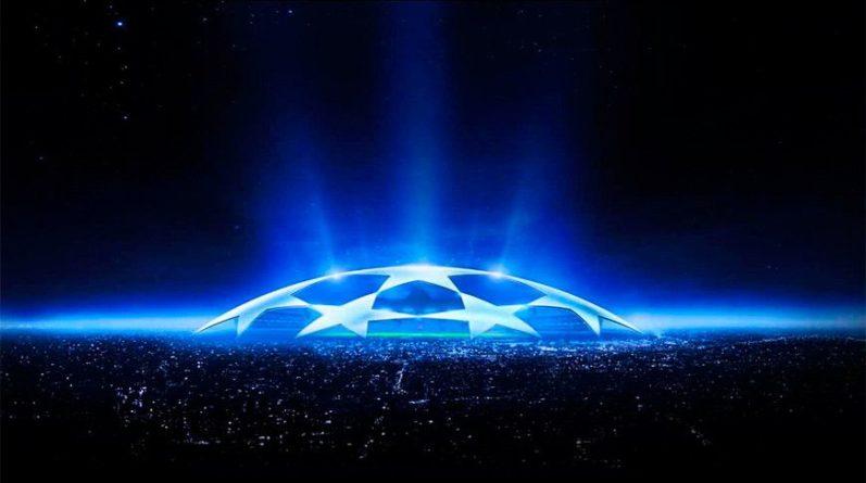 Общество: Мадрид и Манчестер примут первые четвертьфиналы Лиги чемпионов