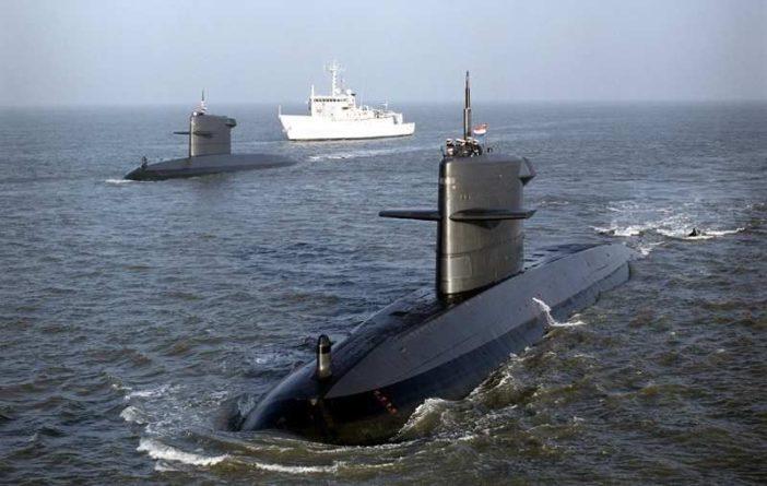 Общество: Подлодка ВМС Нидерландов вызвала панику у жителей Великобритании