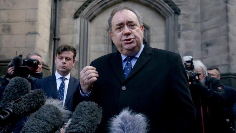 Общество: Британцы поддержали отказ шотландского политика признать «российский след» в Солсбери
