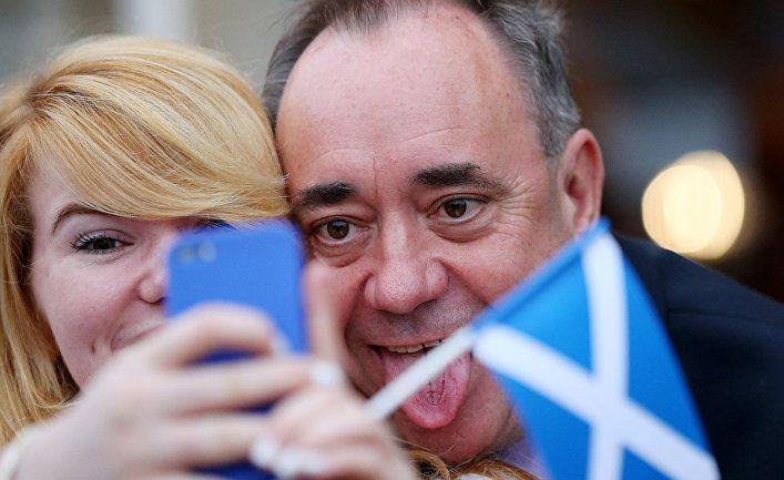 Общество: The Times (Великобритания): шотландский политик отказался винить Россию в отравлениях в Солсбери