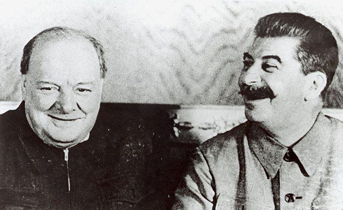 Общество: Prospect (Великобритания): Должна ли была Великобритания воевать со Сталиным так же, как с Гитлером?