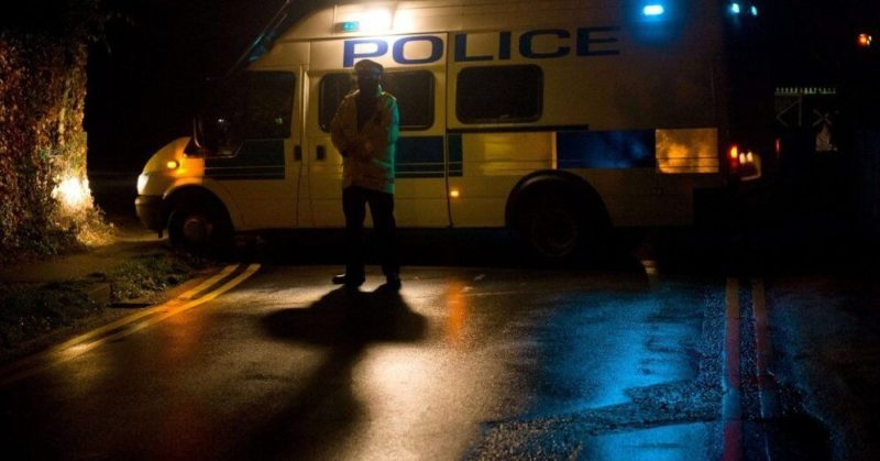 Общество: Британия: латвиец жестоко избил бутылкой приятеля, а затем выбросил на улицу
