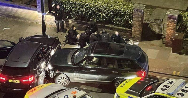 Общество: Убийца миллионера Ричарда Саттона пытался сбежать в Лондон и покончить с собой
