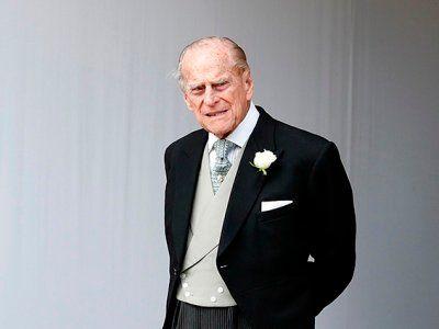 Общество: Скончался принц Филипп, супруг королевы Великобритании Елизаветы II