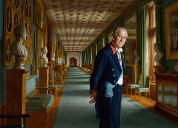 Общество: Умер 99-летний муж королевы Великобритании Eлизаветы II принц Филипп