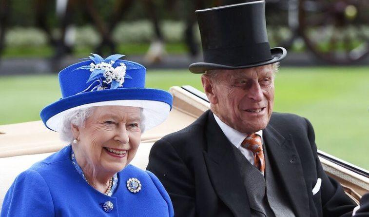 Общество: В Великобритании скончался супруг королевы Елизаветы II принц Филипп