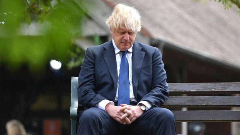 Общество: Премьер Британии выразил соболезнования в связи с кончиной принца Филиппа
