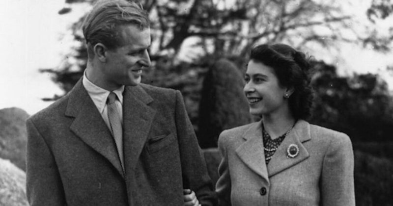 Общество: За несколько часов до смерти Филиппа британцы увидели его молодым (видео)
