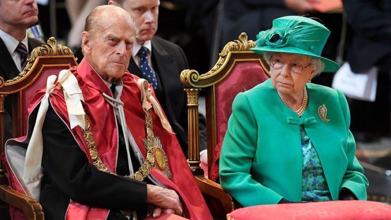 Общество: Мэр Лондона выразил соболезнования в связи с кончиной принца Филиппа