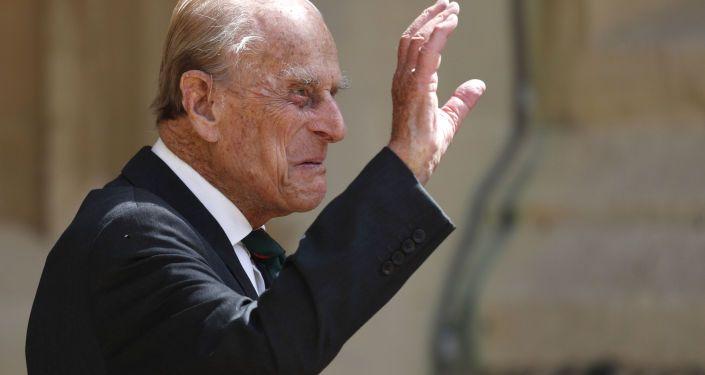 Общество: Скончался супруг королевы Великобритании герцог Эдинбургский Филипп