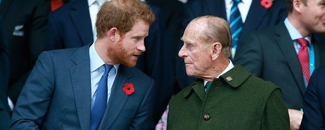 Общество: Принц Гарри возвращается в Лондон после новости о смерти деда