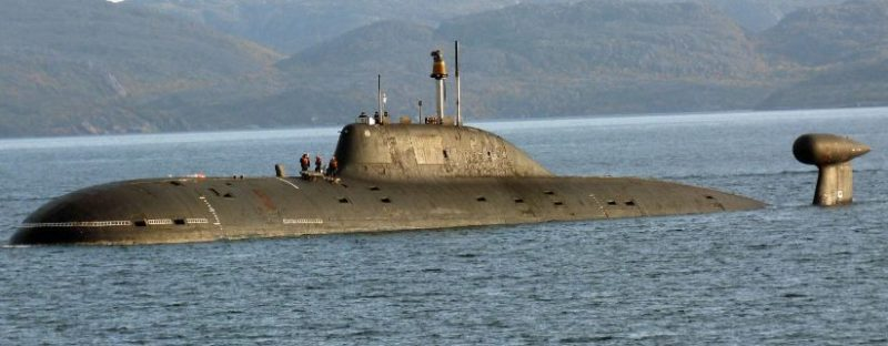 Общество: В Британии опасаются подводных лодок Путина, перерезающих интернет-кабели