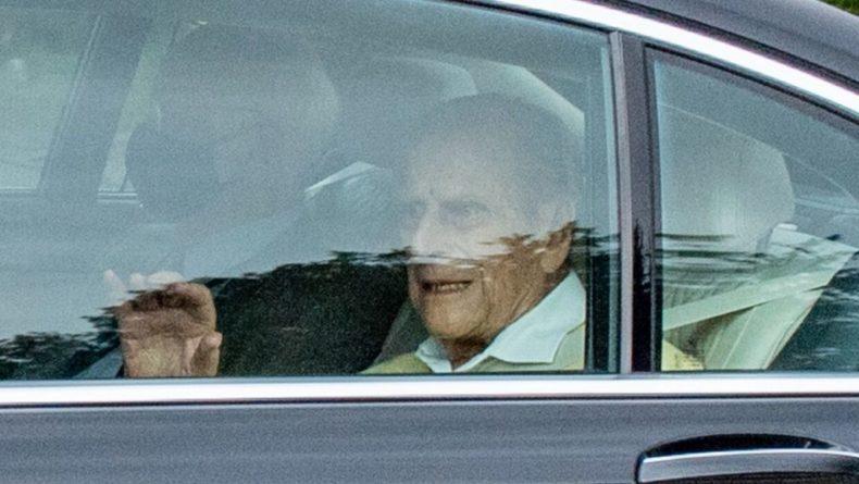 Общество: Власти Британии по ошибке раскрыли дату похорон принца Филиппа