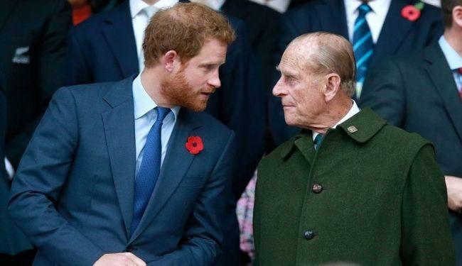 Общество: Принц Гарри прилетит в Англию из США на похороны своего деда