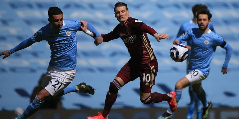 Общество: Манчестер Сити Лидс 1:2 видео голов и обзор матча АПЛ 10.04.2021 - ТЕЛЕГРАФ