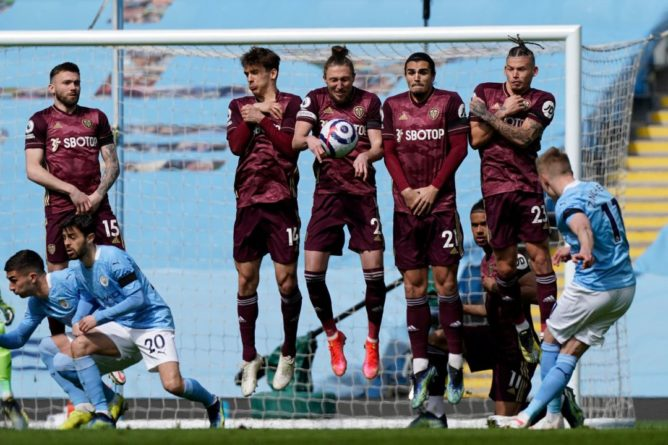 Общество: Манчестер Сити проиграл Лидсу – Зинченко лучший среди худших: видео