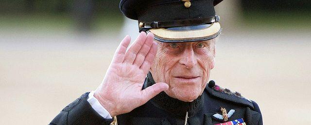 Общество: В память о принце Филиппе в Британии прогремели орудийные залпы