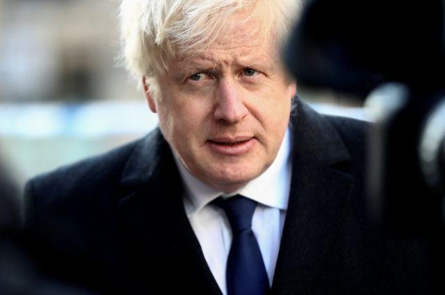 Общество: Джонсон решил не идти на похороны принца Филиппа