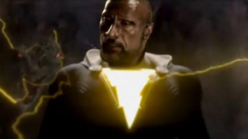 """Общество: """"Скала"""" Джонсон заявил о старте съемок супергеройской ленты """"Черный Адам"""""""