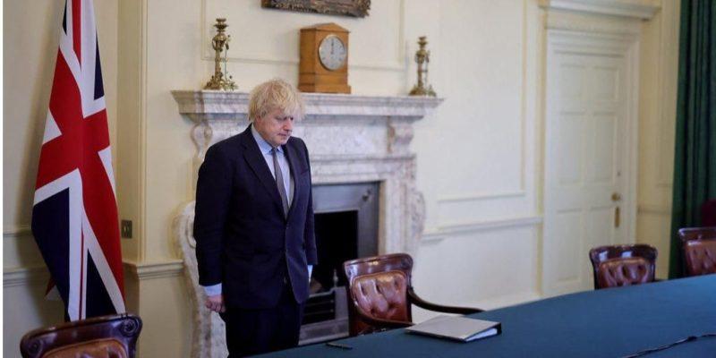 Общество: Премьер Британии Джонсон не будет присутствовать на похоронах принца Филиппа