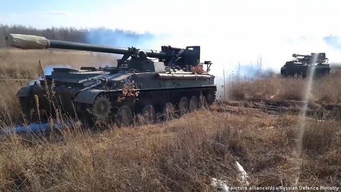 Лондон и Вашингтон твердо противостоят кампании РФ по дестабилизации Украины